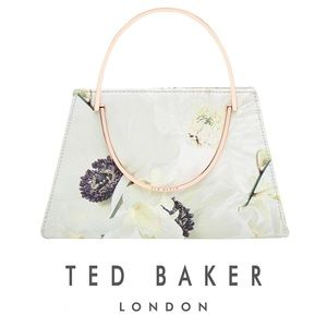 Ted Baker Kyara Pearly Petals Clutch
